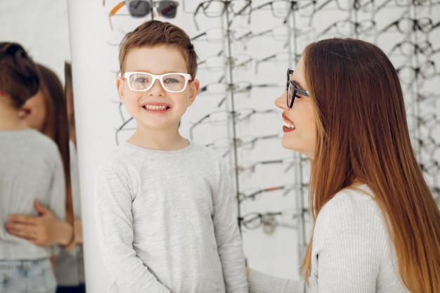 Proteggi la vista dei tuoi bambini!